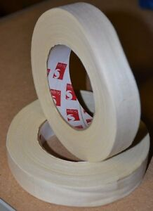 Self Adhesive Fabric Tape Wiring Loom Harness Cloth Tape Protective Wrap Tape-US