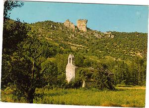 12-cpsm-Gorges-du-Tarn-Eglise-de-PINET-F6261
