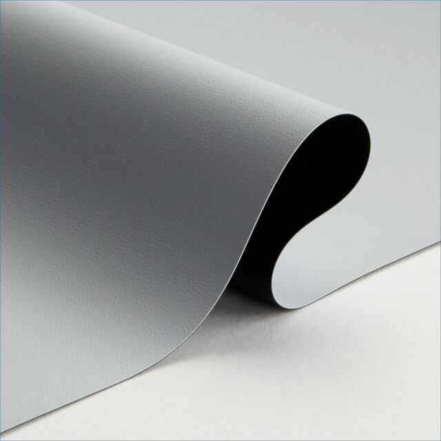 Carl's FlexiGray, 2.35:1, 53x126, Projector Screen Material, High Contrast Gray