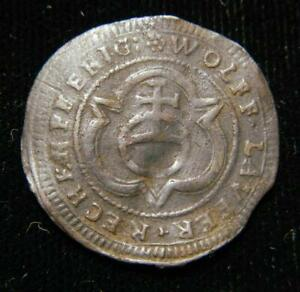 Germany, Nuremberg 1586-1635 Jeton Rose Orb