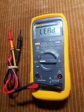 Fluke 87v Max True Rms Digital Multimeter Withleads Ip67 Ao1052463