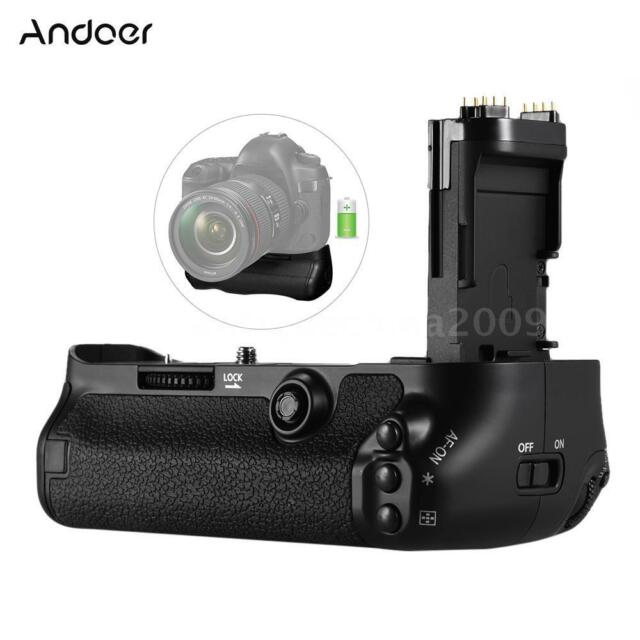 Andoer BG-1W Vertical Battery Grip Holder for Canon EOS 5D Mark IV Camera C2F6