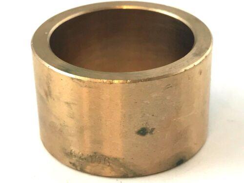 "Bunting Bearings CB162006 Cast Bronze Sleeve Bearing 1/"" ID 1-1//4/"" OD 3//4/"" Length"