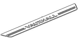 Vauxhall Emblème-Véritable NEUF 13293906