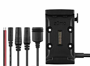 Garmin-zumo-590LM-Motorcycle-Mount-Kit-with-Power-Cables-Bundle-010-12110-00