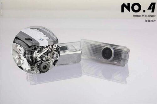 4xNew Shadow Projector Light for Toyota Land Cruiser Laser LED Door Iight