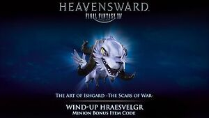 Mametto-Fraservelg-Serial-Code-Only-FF-XIV-HEAVENSWARD-The-Scars-of-War