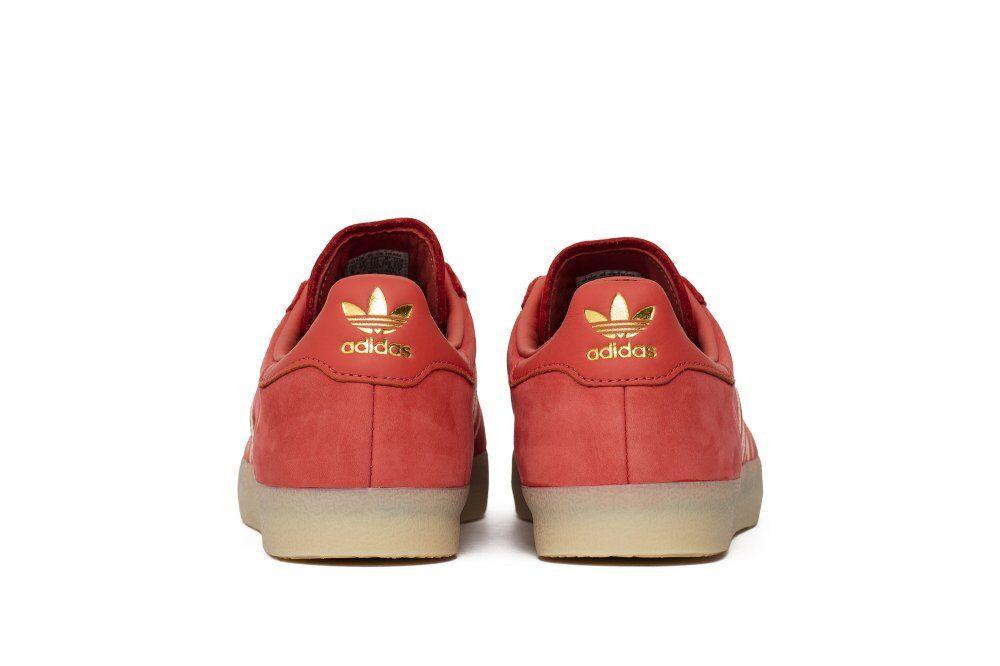 Adidas 350 x auster betriebsgröße 13.scarlet 13.scarlet 13.scarlet rot - weiß.db1975. 7602bc