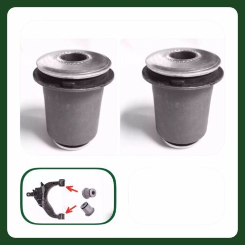 2 FRONT LOWER CONTROL ARM BUSHING FOR TOYOTA TUNDRA 2000-2006 1 SIDE FAST SHIP