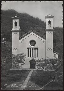 tarjeta-postal-TORRE-PELLICE-chiesa-valdese