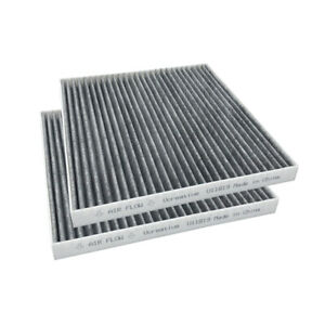 2PCS-Cabin-Air-Filter-with-Activated-Carbon-for-Hyundai-Chevrolet-GMC-KIA-Saturn