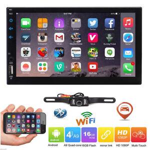Android-7-1-Double-2-Din-Car-DVD-Player-Radio-Stereo-Head-Unit-GPS-SAT-NAV-DAB-E