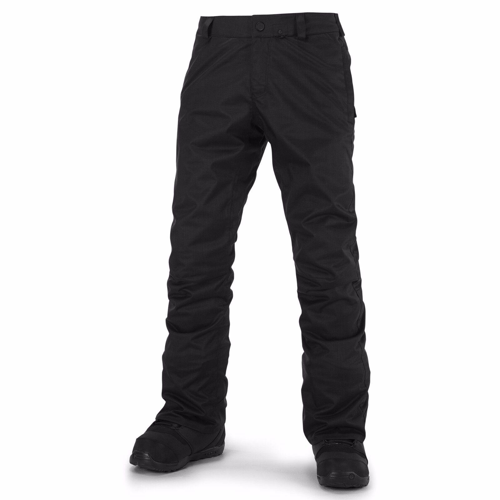 2016 NWT MENS VOLCOM KLOCKER TIGHT SNOWBOARD PANTS $115 XL