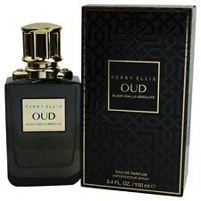 Perry Ellis Oud Black Vanilla Absolute by Perry Ellis Eau de Parfum Spray 3.4 oz
