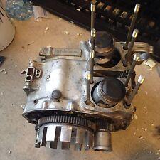1976 Honda CB360E Engine Lower End Transmission Crankshaft and Rods