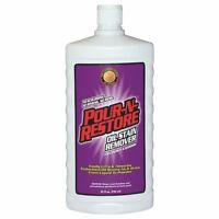 (6 Pk) Pour-n-restore Concrete & Masonry Biodegradable Stain Remover