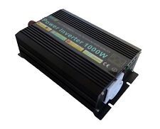 Transformateur / Convertisseur de tension 1000W 12V-230V