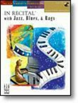 In Recital With Jazz, Blues, and Rags Book 4 with CD   eBay