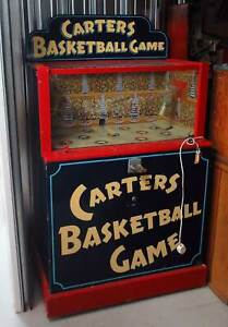 Bally-Basketball-Two-player-penny-slot-coin-op-amusement-arcade-machine