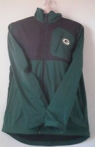 NIKE-GREEN-BAY-PACKERS-NFL-FALL-JACKET-MEN-039-S-SZ-MEDIUM-M-NWT-NEW-120-99-99