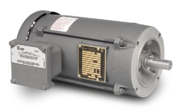 """1//2 Baldor electric motor .5 HP /""""new/"""""""