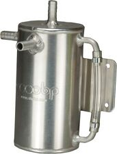 OBP 1 Litre Round Bulk Head Mount Oil Catch Tank OBPCT004