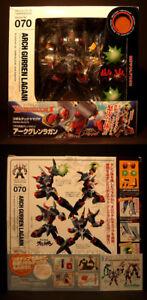 Kaiyodo Revoltech Yamaguchi - Gurren Lagann 070