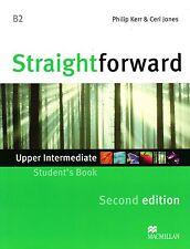 Macmillan STRAIGHTFORWARD Second Edition UPPER-INTERMEDIATE Student's Book @NEW@