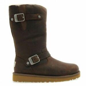 Ugg® 3 Kensington £240 Australia 1969 Boots Rrp Up 4 Leather Uk Zip Toast Usa ppRHUwxrq