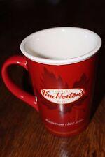 Tim Hortons Mug Limited Edition 2011 #011 Coffee Cup Canada Maple Leaf