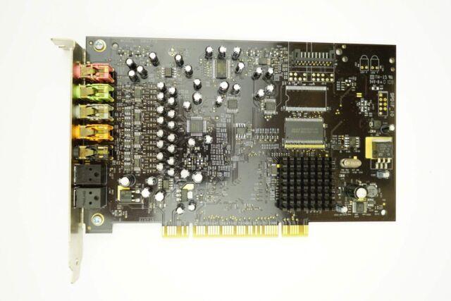 sound blaster x-fi xtreme audio vista driver