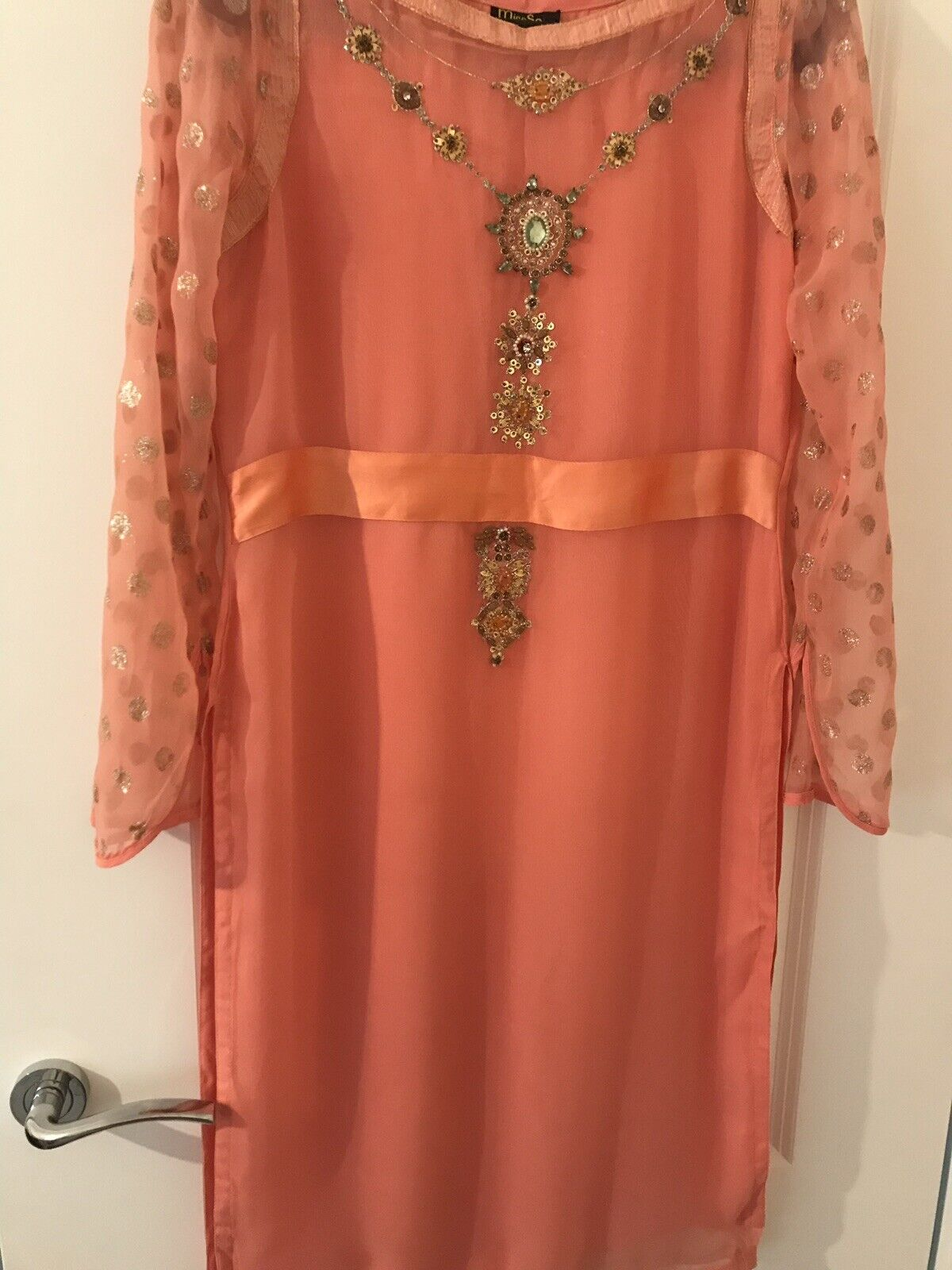 Asian Ready To Wear Size Small Party Dress