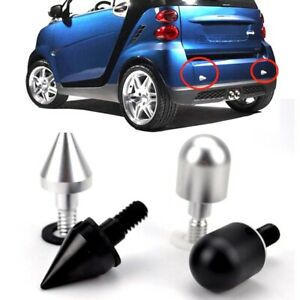 1Pc-Car-Rear-Bumper-Spike-Guard-Protector-For-SMART-Fortwo-ED-W-451-08-14-Cover