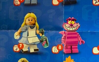 LEGO 71012 Alice in Wonderland Collectible Minifigure Disney Series NEW /& SEALED