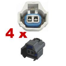 Pluggen injectoren - NIPPON DENSO DUAL SLOT (4 x FEMALE) connector verstuiver