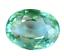 thumbnail 1 - AAA+ 13.45 Ct Natural Green MONTANA Sapphire Flawless Oval Cut Certified Gem