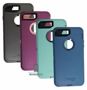 size 40 a40bf 2c2f5 Details about Genuine Otterbox Defender for Apple iPhone 7 Plus & iPhone 8  Plus 5.5