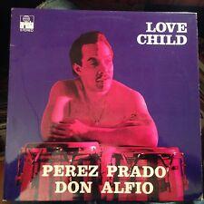 LP Perez Prado/Don Alfio  >Love Child<  KILLER FUNK LP!!   Spain  EX