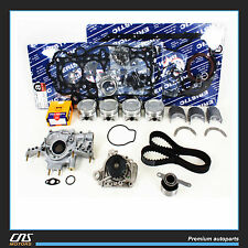 96-00 Honda Civic EX Delsol 1.6L VTEC Engine Rebuild Kit D16Y8