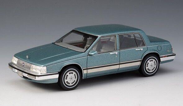 Buick Electra T blu Metallisé 1987 GLM 1 43