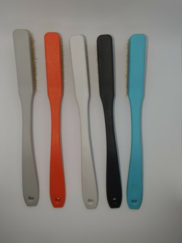 Climbing Brush Bouldering Recycled Plastic Boars Hair Chalk Brush 5 Colours New