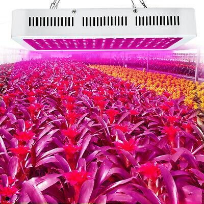 1000w Led Pflanzenlampe 100 Led Chips Blumen Gemüse Gewächshaus Wachstumslampe