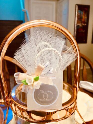 12 Recuerdos de boda    //wedding favors