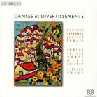 Berlin Philharmonic Wind Quintet Danses Et Divertissements CD 2009