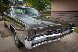 1970 Mercury Marauder X100. Beautiful original condition.