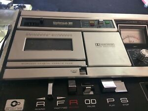 Wollensak-4766-3m-Cassette-Deck-Dolby-Con-Reduccion-De-Ruido