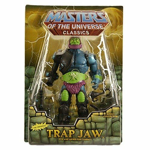 Masters Of The Universe Classics Trapjaw Nuovo