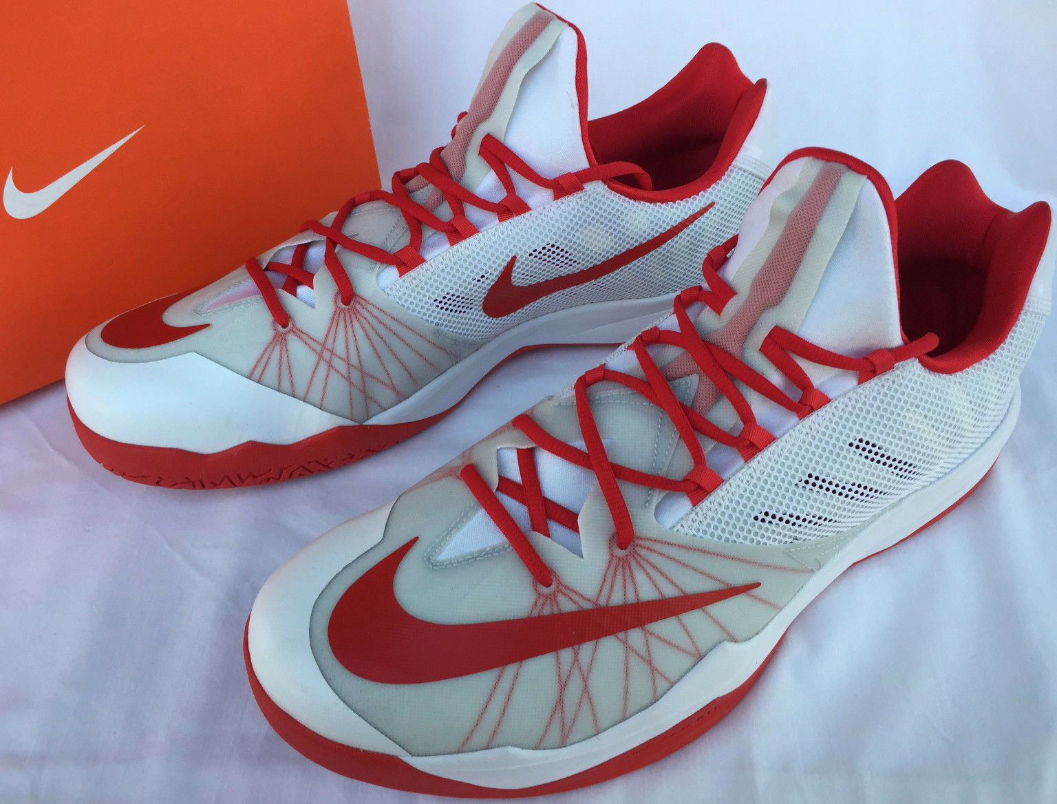 Nike Zoom Run The One Sample 2018 PE 685779-161 NCAA Basketball Shoes Men's 17