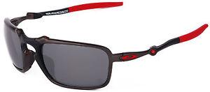 Oakley Authentic Sunglasses Badman Scuderia Ferrari Polarized