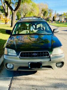 2003 Subaru Outback Limited Edition